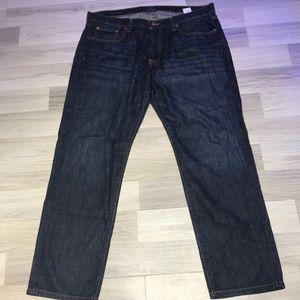Lucky brand 221 straight leg men's jeans 36x30